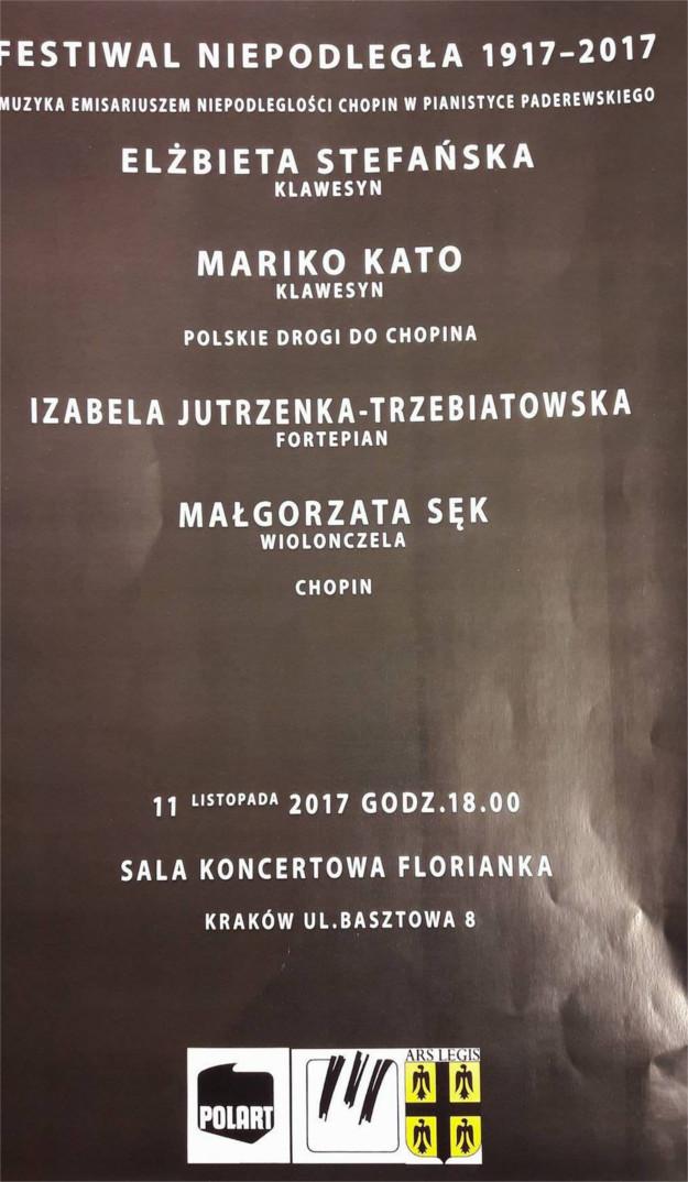 Festiwal Niepodległa 1917-2017